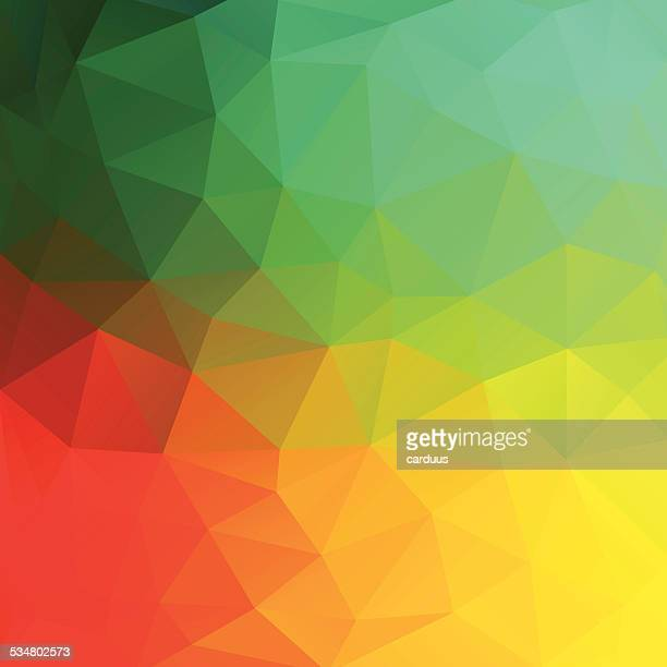 abstract  polygonal  background - trapezoid stock illustrations