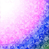 Abstract polygonal color template. Illustration with gradient. Concept design for your business.