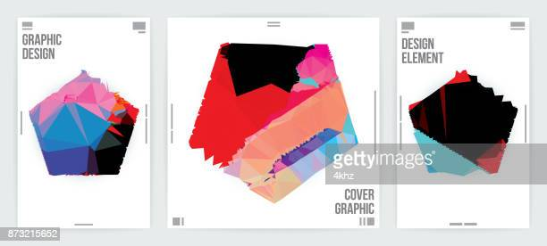 Abstract Poster Background Minimal Graphic Design Template
