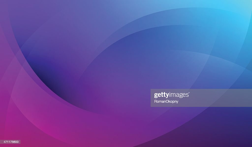 Abstract purple and blue swirl background