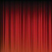 abstract red curtain background