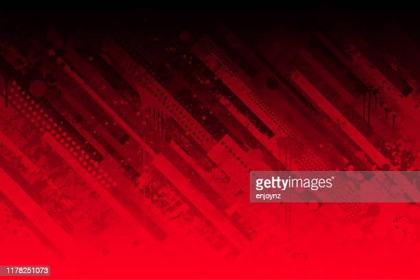 abstract red grunge background - murder stock illustrations