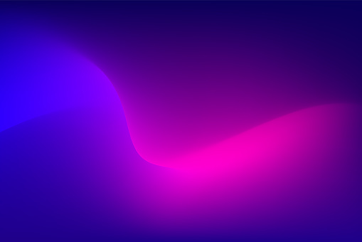 Abstract red light trail on blue background - gettyimageskorea