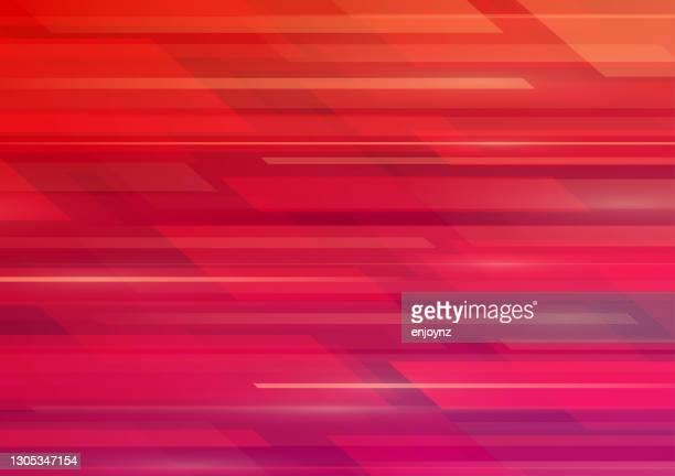 抽象的な赤い線の背景 - generic点のイラスト素材/クリップアート素材/マンガ素材/アイコン素材