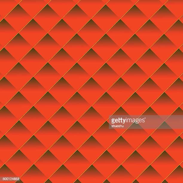 ilustrações, clipart, desenhos animados e ícones de fundo com padrão abstrato vermelho rombo - pastry lattice