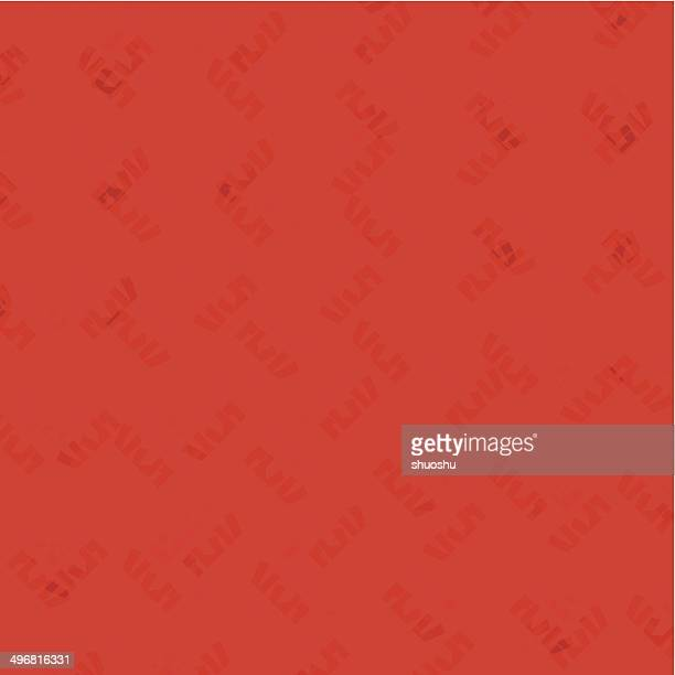 abstract red transparency pattern background - flare stack stock illustrations, clip art, cartoons, & icons