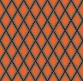 Abstract rhombus seamless pattern. Geometric texture