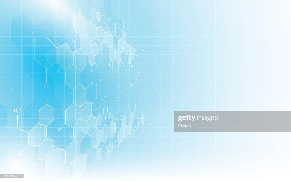 abstract science texture pattern formula chemistry structure design concept background