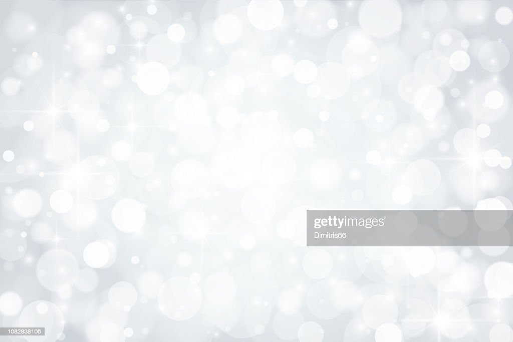 Abstract shiny silver background : Stock Illustration