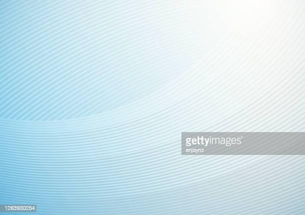 ilustrações de stock, clip art, desenhos animados e ícones de abstract silver blue background - focagem no primeiro plano