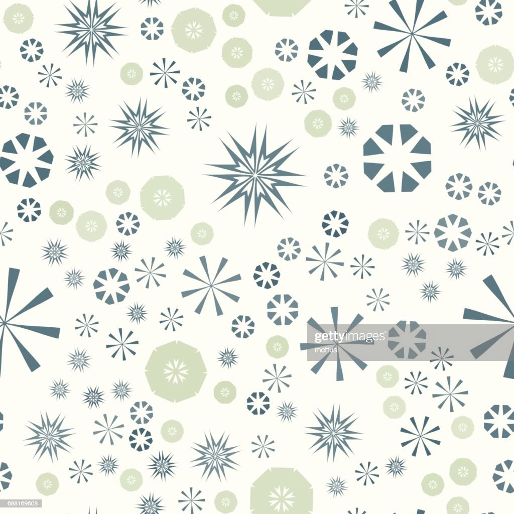 Abstract Simple Seamless Pattern For Design Vector Background With