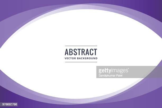 abstract smooth wave motion background - purple background stock illustrations, clip art, cartoons, & icons