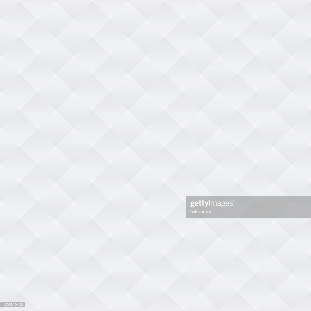 Abstract soft white argyle pattern background