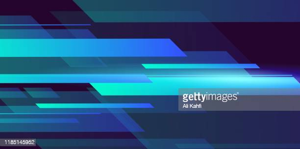abstract speed motion background - rhombus stock illustrations