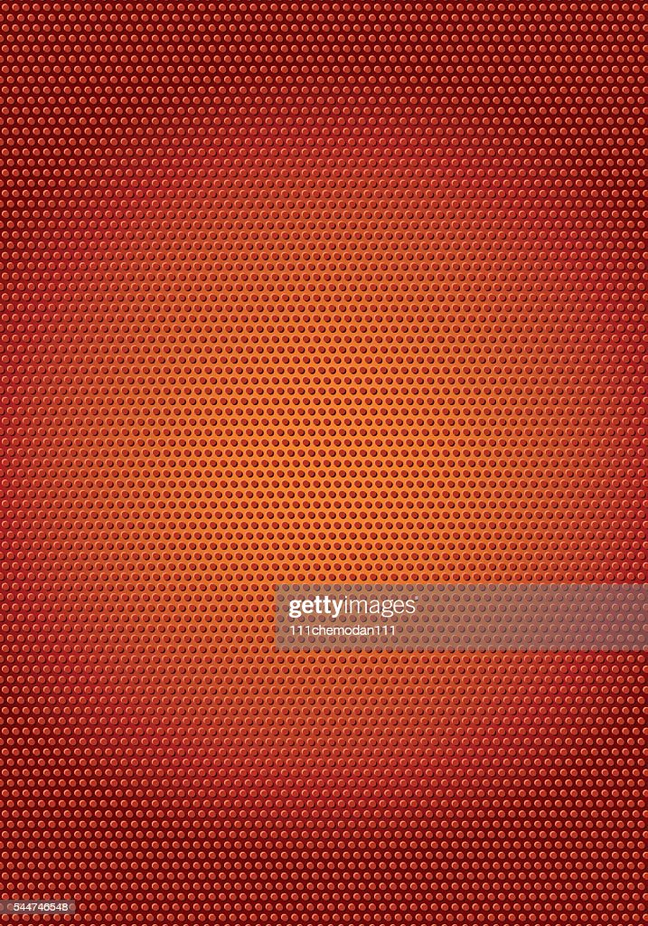 Abstract sports background with basketball texture