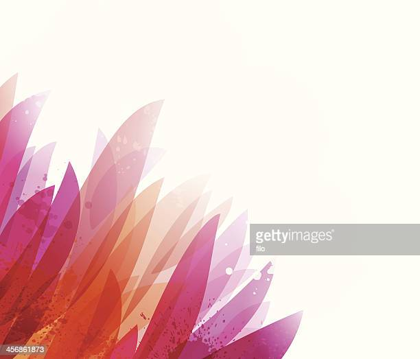 abstract spring background - ethereal stock illustrations, clip art, cartoons, & icons