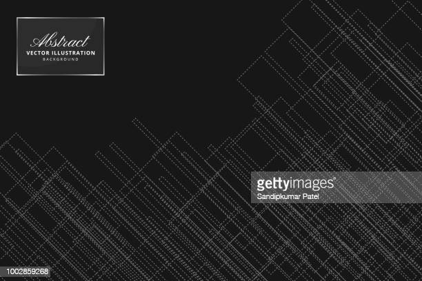 abstract square seamless pattern background - rhombus stock illustrations
