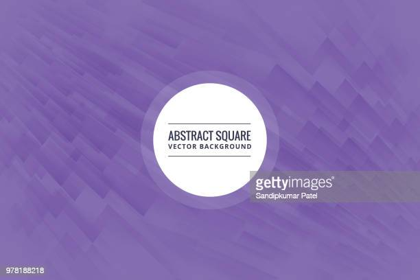 abstract square seamless pattern - purple background stock illustrations, clip art, cartoons, & icons
