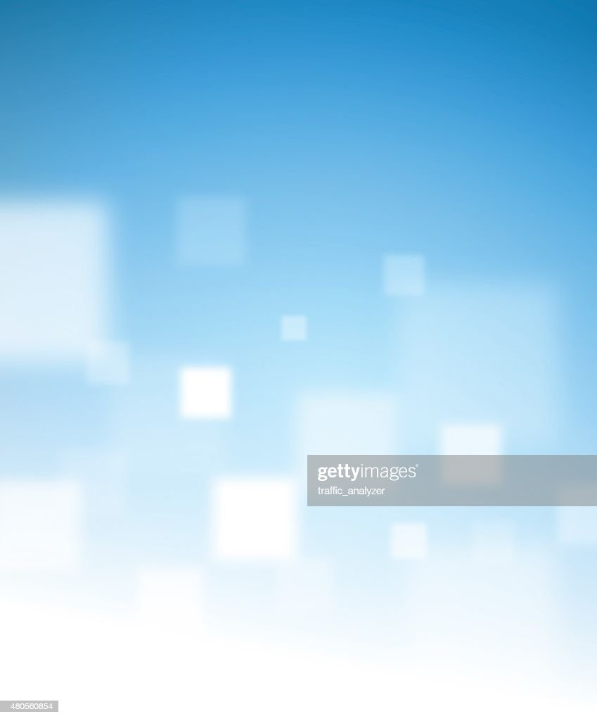 Abstract squares background : Vector Art