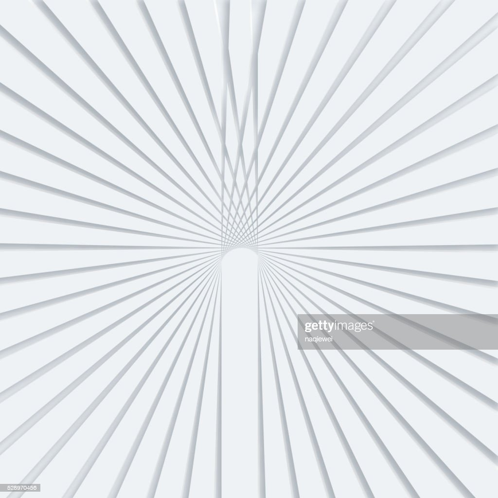 3D abstract stripe pattern background