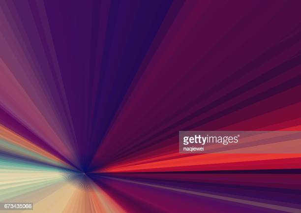 Abstract Stripe Pattern Background