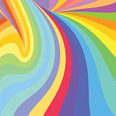 Abstract swirl background. Vector illustration.