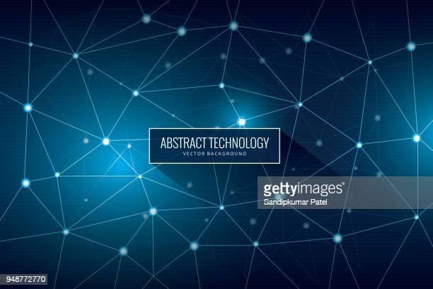 物事のインターネットの抽象的な技術背景