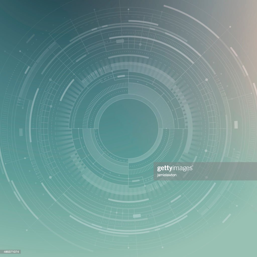 Abstract Technology Background : stock illustration
