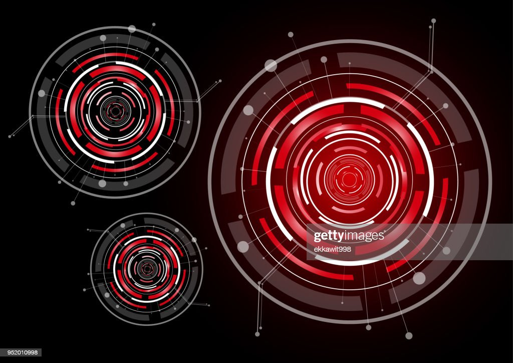 Abstract technology background.
