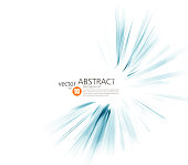Abstract Technology for business or science light grey background