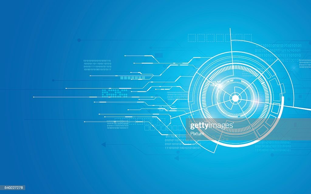 abstract technology telecoms innovation concept  background flat futuristic design