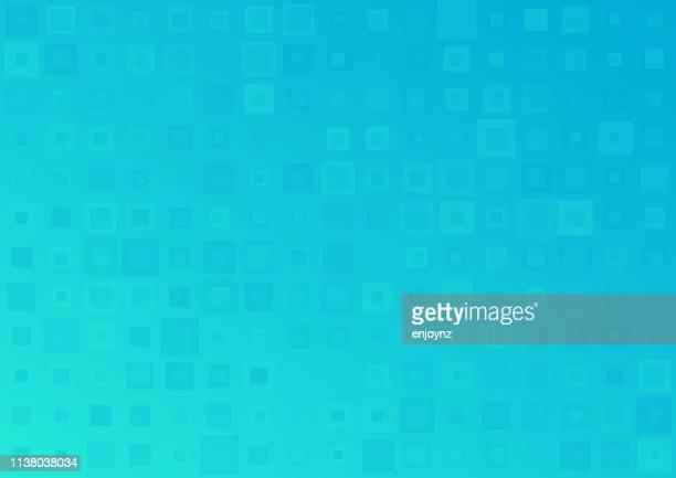 抽象テクスチャの背景 - ターコイズカラーの背景点のイラスト素材/クリップアート素材/マンガ素材/アイコン素材