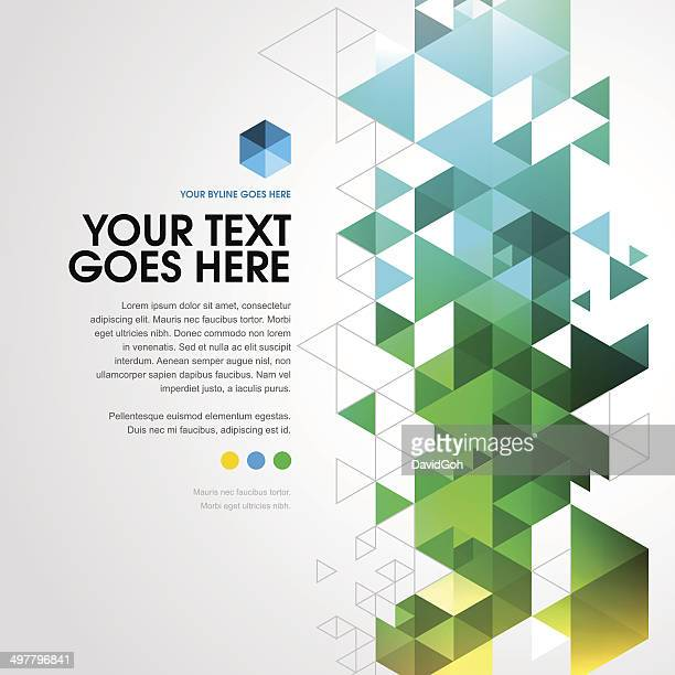 Abstract Triangle BG