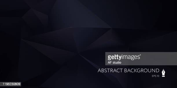 abstract triangular background - af-studio stock illustrations