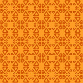 Abstract tribal art ethnic seamless pattern. Folk repeating background texture. Geometric print. Fabric design. Vector wallpaper.