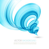 Abstract twist line  background. Template brochure design