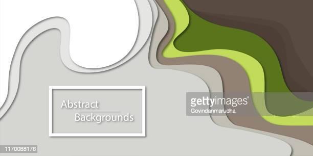 abstrakter vektorhintergrund - kartographie stock-grafiken, -clipart, -cartoons und -symbole
