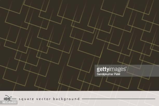 ilustraciones, imágenes clip art, dibujos animados e iconos de stock de vector abstracto poster fondo geométrico - doble exposicion negocios