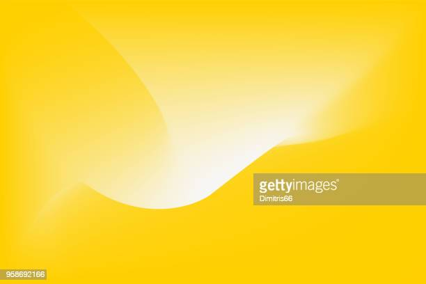 abstract vector yellow background - yellow stock illustrations