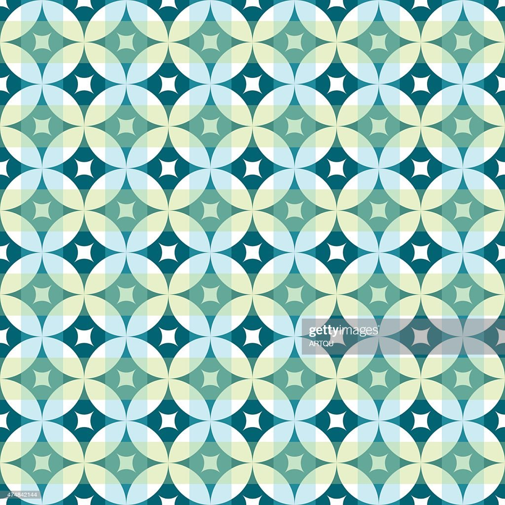 abstract vintage geometric wallpaper pattern seamless background