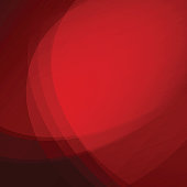 Abstract wave red color  for Business Concept, Vector illustration background