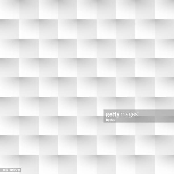 abstract white background - geometric texture - cut or torn paper stock illustrations, clip art, cartoons, & icons