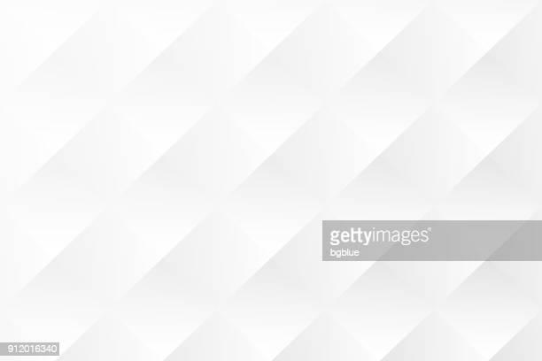 Abstrakte weißen Hintergrund - geometrische Struktur