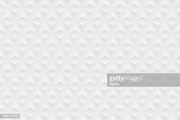 abstract white background - geometric texture - white color stock illustrations