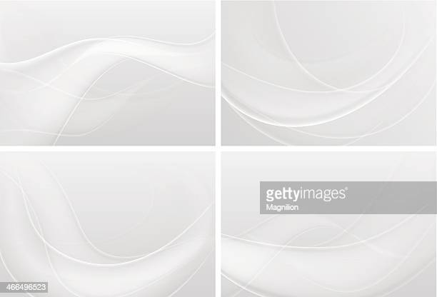 Abstract White Backgrounds