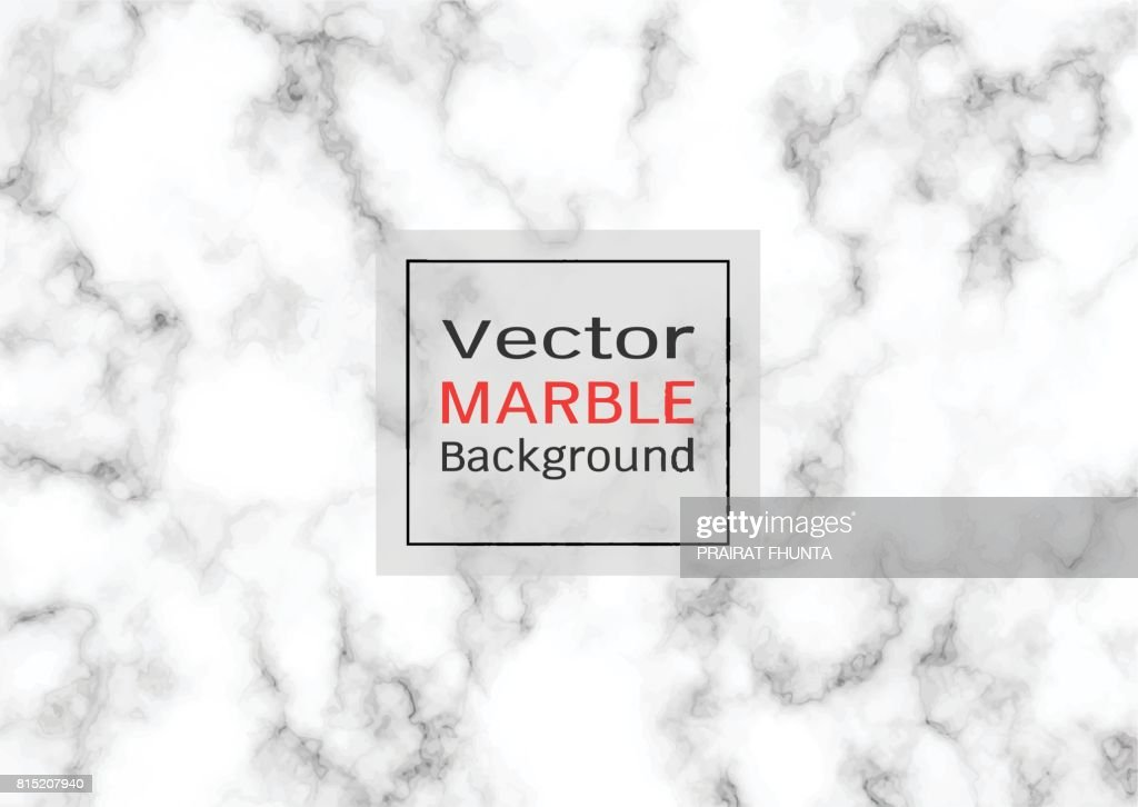 Abstract white marble texture, Vector pattern background, Trendy template inspiration for your design