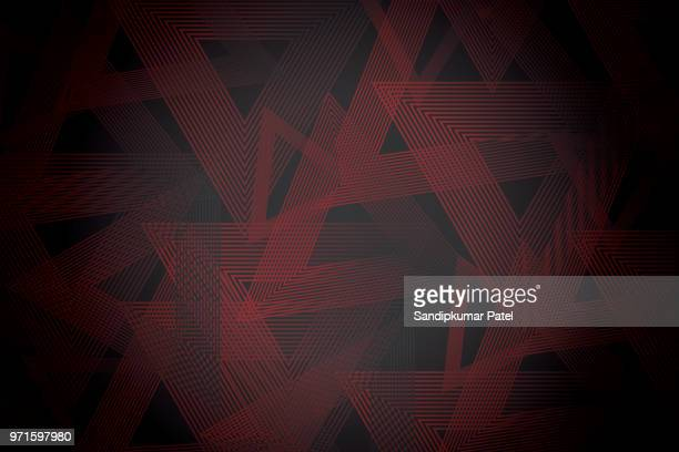 abstract wireframe polygonal element - wire frame model stock illustrations