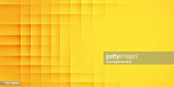 abstract yellow halftone background - yellow background stock illustrations
