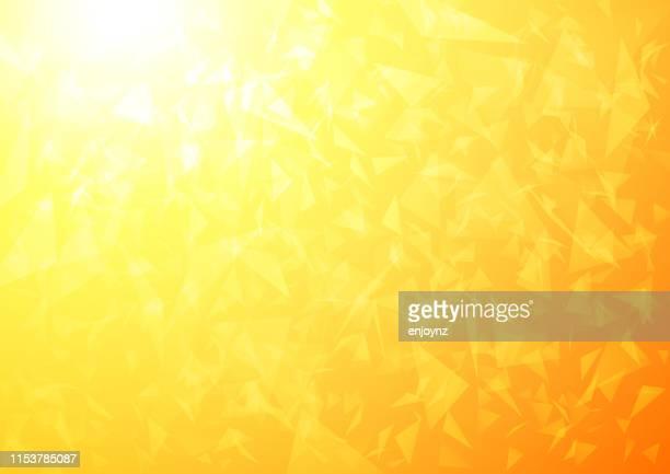abstraktes gelbes portal - gelber hintergrund stock-grafiken, -clipart, -cartoons und -symbole