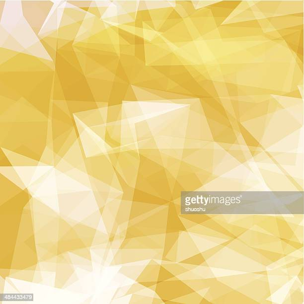 Abstrato tecnologia fundo amarelo forma de transparência